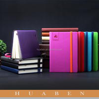 Huaben custom personalized hardcover notebook&wholesale A4/A5journal notebooks