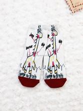 Newest Daily use fashion pleasant kids super soft socks with good air permeability