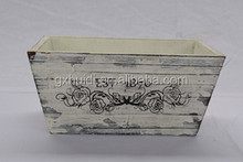Hot sale wooden flower pot stands for home and garden decor