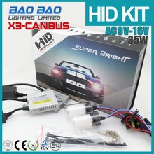 China supplier Cheapest AC slim ballast kit hid xenon kit 12v 35w Factory Sales Promotion 8000k hid kit