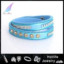 new made for fair charm design various colors anti-static bracelet