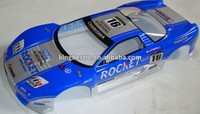 1/10 Scale Body Shell PVC Racing Car On-Road Drift Car