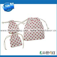 Best quality new arrival best quality small linen bags