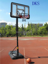 Water Filled Portable Movable Basketball Stand
