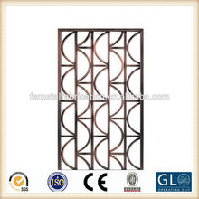 stainless steel metal room divider curtain