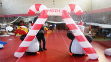 Advertising Inflatable Arch,Custom printing Inflatable Archway/Christmas arch