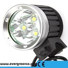 2015 Nice Cycling Accessories 4 model option 4000lm 3*CREE XM-L T6 LED bike light
