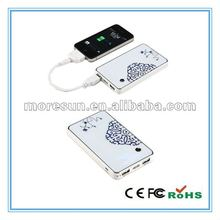 6000mAh portable universal power bank for different mobile phones,camera,laptop