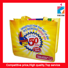 Promotion PP Non Woven Shopping Recycle Tote Bag