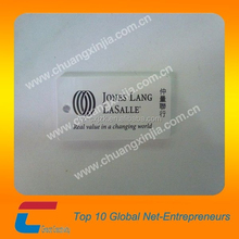 High Quality Customize PVC Business Card China Supplier