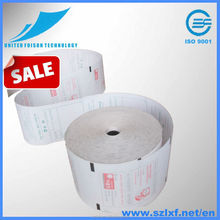 Bank printing paper for ATM ,POS machines