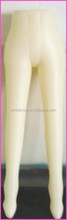 ANBEL Thick Beige Female Leg Pants Stocking Inflatable Mannequin Dummy Torso Model