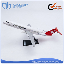 2015 New model promotional gift aircraft model kid toy passenger plane model