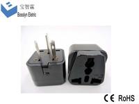 australia plug AC univeral trave charger plug AU/UK/US/EU adapter