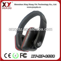Powered sound popular TPE cable android headphone