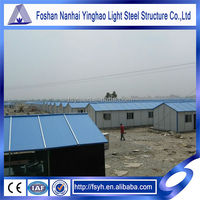 agriculture poultry farm construction prefabricated house