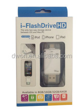 64GB USB flash drives iXpand flash drive for iphone5/6