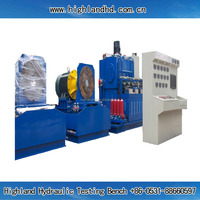 hydraulic pumps and motors test bench