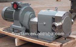 high-capacity stainless steel variable speed oil pump rotor