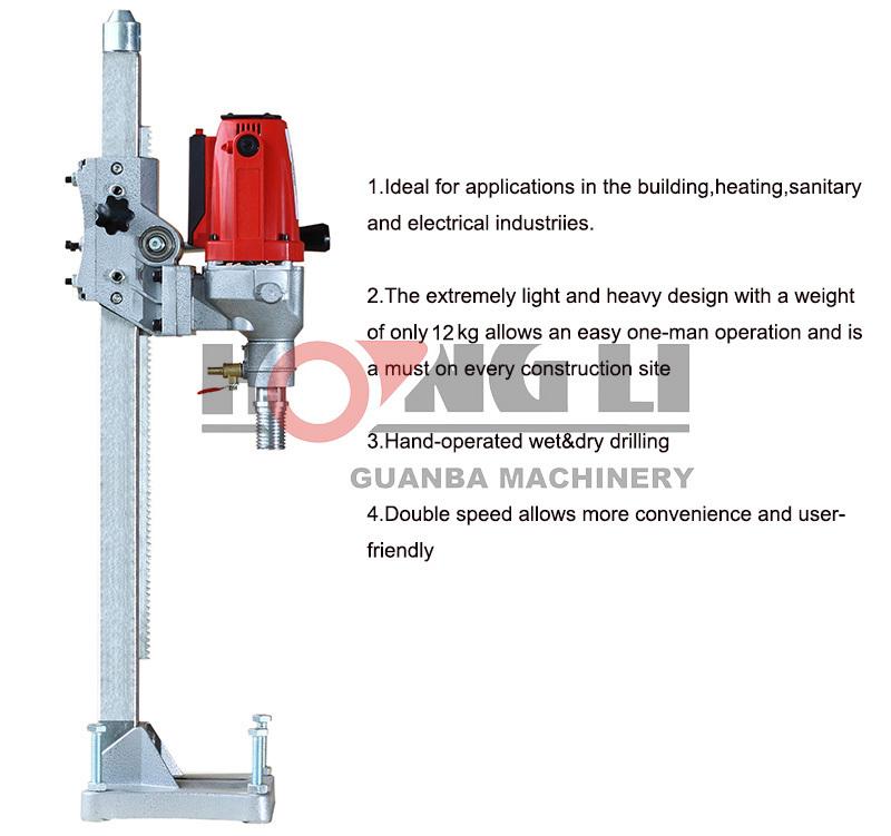 130 мм ZIZ-130 алмазные сверла для сталь / кладки / бетон колонкового бурения