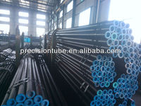 ASTM A53 seamless black steel pipe