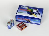 R20S zinc carbon battery 1.5V D size