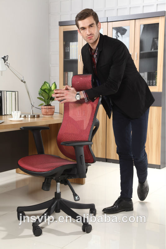 Jns 521 de malla ergon mica silla de oficina precio for Sillas ergonomicas precios