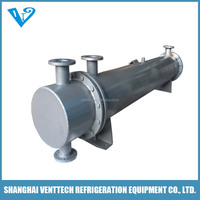 stainless steel/ carbon steel shell and tube heat exchanger