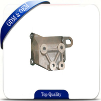OEM high precision machining service cast iron water valve cover