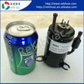 12 V / 24 V / 48 V compresor alta calidad por el calor de la bomba para protable quipos