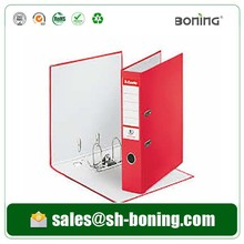 Competitive Prices Rose Red Colored A4 Paper Lever Arch Mechanism