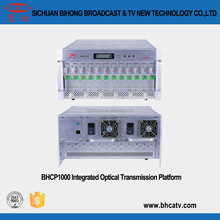 good heat dissipation easy condition monitoring integrated optical transmission platform
