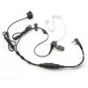[M-E1102-SL]Hot Selling Police use hidden Air Tube Headsets for ICOM IC-F43GS,IC-F43GT,IC-F43TR,IC-F11 two way radio