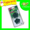 2015 New Style Torx Green Bubble Long lasting Solid Toilet Cleaner Block