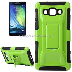 Fashionable Cool and Detachable Racing Car Form Combination Case for Samsung Galaxy A7