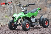 Mini Gas Cheap 49cc 2 Stroke Mini Quad ATV BIKE for kids
