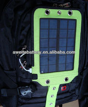 Worldwide popular solar panel carry bag for outside travel