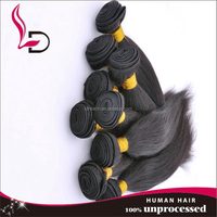 Fast shipping natural raw unprocessed virgin indian hair kilo