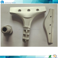 High precision aluminum CNC machining parts with sand blasting and anodizing
