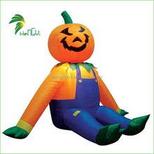 Inflatable Pumpkin Toy Halloween Decoration