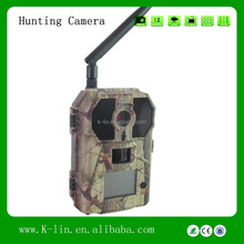 GPRS/GSM/MMS Hunting Thermo Vision camera Long PIR Distance Wireless Hunting Camera