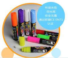 10 / 15 MM Liquid Chalk Marker stylos pour fenêtres en verre LED conseil tableau noir
