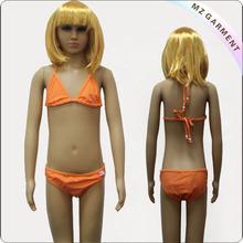 los niños retro de ganchillo sexy bikini traje de baño