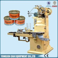 Automatic food tin can making/ manufacturing machinery