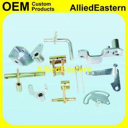 Professional Custom Metal Luggage Handle Parts, 1602C0438