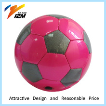 Cute pink small ball for girl playing