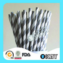 2015 High Quality Craft Paper Straws For Wedding Day