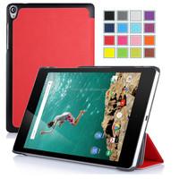 Ultra Slim Lightweight Cover case Smart Shell for Google Nexus 9 Tablet