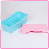 European style kids useful mini plastic bathtub new design small baby bathtub