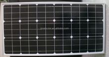 Low Price Per Watt! Mono Solar Panel 130W, pv Solar Module, High Efficiency in China